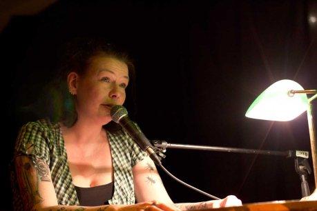 Mrs.McH (Tanja) - Textbühne Mainz #6 - Open Mic