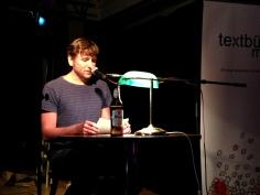 Ingo Bartsch - Textbühne Mainz #8 - Open Mic